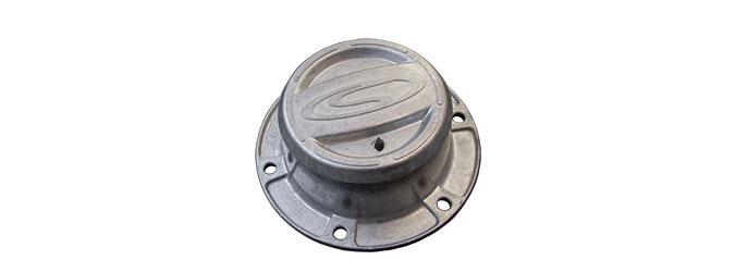 Solid Aluminum Hub Caps