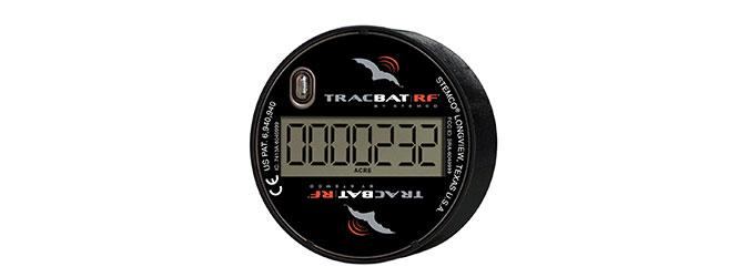 TracBAT RF tire pressure monitoring system